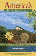 Discover america 39 s great river road is the indispensible for Clements fishing barge