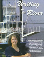 Visit our PRESSROOM! Author Pat Middleton has followed the Mississippi, and guided the curious traveler since 1985! Click on the photo to see story in AMERICAN PROFILE Magazine.